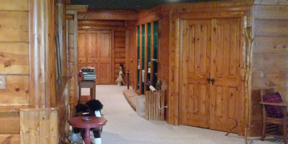 Log Cabin Basement (13)
