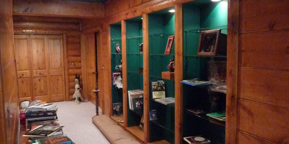 Log Cabin Basement (16)